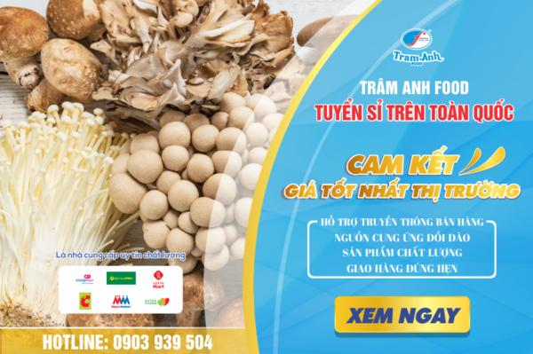 Trâm Anh Food chuyên cung cấp nông sản