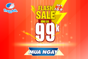 Flash Sale 99k