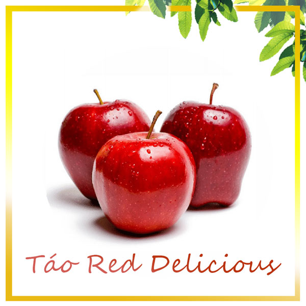 Táo đỏ Red Delicious Mỹ