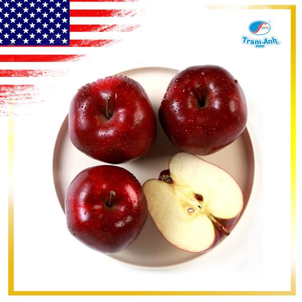 Táo đỏ Red Delicious nhập khẩu Mỹ